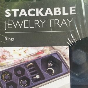 bed bath & beyond Jewelry - Stackable Jewelry Tray